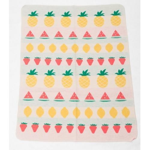 Бебешко одеяло Juwel - Плодове